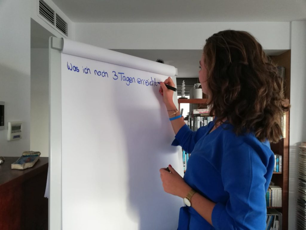 Franziska Schaadt Testimonial Coaching für Frauen Business Mentoring